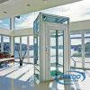 Elevatore di vetro domestico della villa del passeggero di marca di Deeoo piccolo