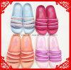 4 цвета тапочки женщины PVC