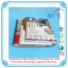 Folleto-Impresión barata del precio (servicios de impresión del folleto)