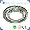 Große Aufbau-Maschinen-externe Gang-Durchlauf-Ring-Peilung