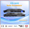 Modulatore Col5011u del codificatore di MPEG-2/4 SD/HD Cvbs/HDMI/HD-Sdi