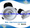 Yaye 2016 Newest Design Ce/RoHS 7With10With12W COB LED Down Light