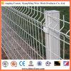 La cerca del Co de la valla de seguridad que tasa la cerca barata de la cerca 3D artesona el metal