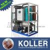 alta calidad de la máquina de hielo del tubo de la salida de 3tons/Day Hight