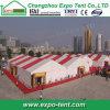 Barraca branca enorme de salão de exposição para a feira profissional