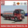 Caminhão de combustível do transporte do petróleo do caminhão de petroleiro 12000L do combustível de Foton Auman para a venda