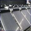 Tipo vertical superior coletor solar não pressurizado do telhado da asa do dobro