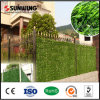 Wholesale Hot Outdoor Artificial Plastic Bamboo Leaves Hedges