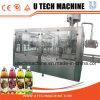 línea del jugo 1500bph/jugo de relleno que hace la máquina