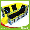 Parque interno do Trampoline das crianças pequenas baratas com cerco da segurança
