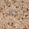 Crystal beige Quartz per Slab, Countertop, Tile