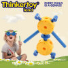 DIY educativo 3D Puzzle Game Toys