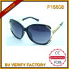 F15608 Sunglasses Manufactores UV400 Protection de la señora Polarised