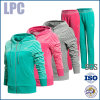 2016 OEM Wholesale Fashion Stripes Soft Nylon Sports Suit para Mulheres