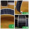 El panel solar semi flexible 80W18V (célula solar con una potencia)