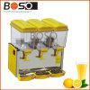 36L Three Tanks Stainless Steel Beverage Juice Dispenser
