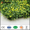 Low Prices Nature Yellow Artificial Plant Boxwood Mat Hedges
