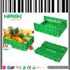 Foldable pieghevole Plastic Crates per Fruits
