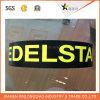 Le PVC de papier de vinyle d'étiquette de cadeau de promotion a estampé l'étiquette d'insigne de collant d'impression