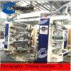 Machine d'impression en plastique de Flexo de quatre de couleurs sacs à provisions
