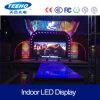 Alta calidad que hace publicidad de la pantalla de interior de la visualización P7.62 LED