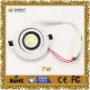 7W CREE Chip COB DEL Down Light (ZK4-JM02-07)