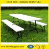 Дешевая пластичная таблица стулов сада для сбывания