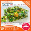 Patio plástico del PVC de los niños del equipo de interior de la selva