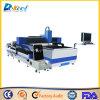 Equipamento de processamento do laser da máquina de corte do CNC da tubulação & da placa de metal