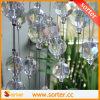 Romantische globale Kugel-Kristalldiamant-Hochzeits-Trennvorhänge