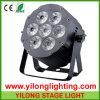 Mini luz de interior redonda de la IGUALDAD de 7X15W LED para la boda