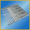 Placa de rejilla de acero galvanizada del acero con poco carbono