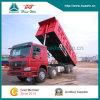 De Vrachtwagen van de Kipper van de Vrachtwagen van de Stortplaats van Sinotruk 8X4