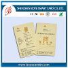 Smart card do preço de fábrica 125kHz RFID