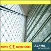 Mur rideau en verre Clading de modèle de point traditionnel neuf de difficulté