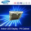 Schermo di visualizzazione esterno di fusione sotto pressione impermeabile del LED di colore completo dell'alluminio P8
