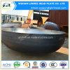 Montures de grande taille principales ellipsoïdes de tube d'acier du carbone de diamètre