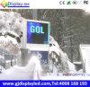 Écran visuel polychrome de l'Afficheur LED P4.81 pour la location d'intérieur