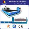 Machine de découpage de fibre optique de laser en métal de refroidissement par l'eau de prix usine