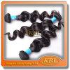 ブラジルボディ波の毛は加工されていない人間の毛髪である