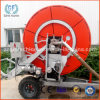 Equipamento automático de irrigação de granja agrícola