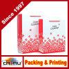 Bolsa de papel del regalo de las compras del Libro Blanco del papel de arte (210152)
