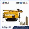 高品質Dfq-150のクローラー携帯用井戸の掘削装置