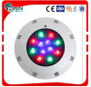Luz impermeable de la piscina del IP 68 12V 10W 18W 24 W LED