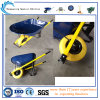 Qingdao Made Top Quality Durable Cheap 100L Tray Wheelbarrow (WB7805P)