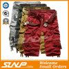 Sommer-kakifarbige Ladung-Kurzschlüsse der Männer mit seitlichen Taschen