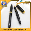 Верхнее Grade Metal Gift Pen в Black&Golden Plating (KP-019)