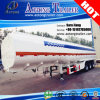 La Cina 3 Axles 50cbm Fuel/Oil Tanker Semi Trailer/Tank Trailer