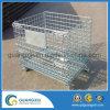 Envase de acero del acoplamiento de alambre del almacenaje con la talla 1200*1000*890