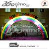Aufblasbares Letter Rainbow Arch mit Lights (BMDL326)